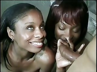 Jake steed classic scene 44 two ebony beauties