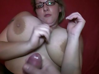 BBW Big Tits Fist and Fuck