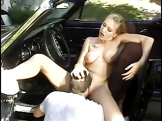 Papa - Good fuck in the car