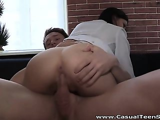 Casual Teen Sex - Casual sex with a fetish twist