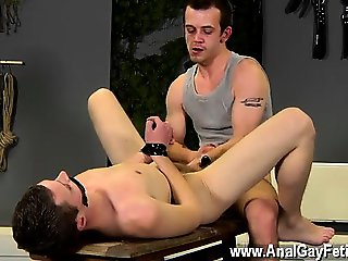 Amazing twinks Aiden gets a lot of punishment in this flick