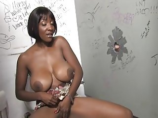 Black milf oral