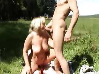 Mmf video Mature amateur