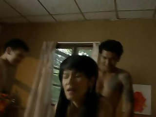 Room 65 (2013) (Threesome erotic scenes) MFM