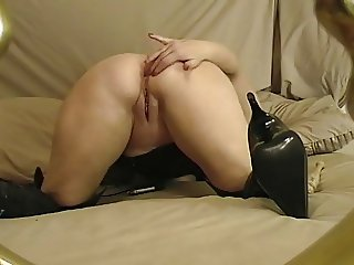 Wife Waiting to be punished