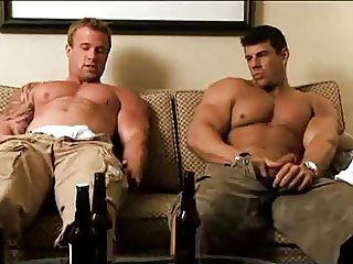 Muscle Buds Watch Some Porn