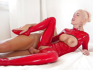 Slut in Latex