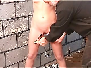 BDSM womans cunt experiences nasty things WF