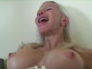 a granny lesbian loves young cunt