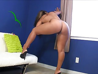 Butt Ass Naked Dancing