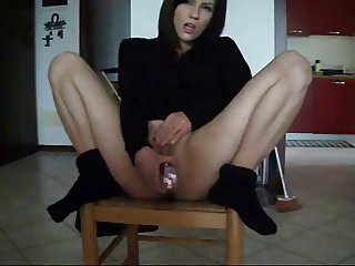 donna and her dildo