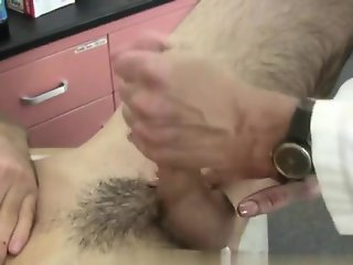 Twinks XXX I had him take over jerking himself as I checked