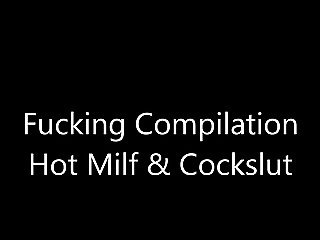 Sexy Milf and Cockslut compilation