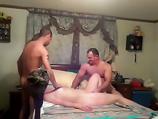 Dude sharing his wife