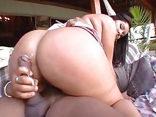 Hottest Booty Maid -Ass Fucked  Too much Ass