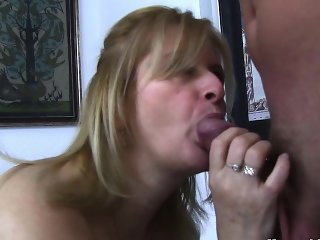 Stepmom Punishes Son For Having A Computer Full Of Porn