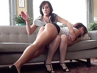 Spanked By Mummy...Rm450