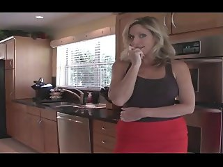 Mom and not Son Sex WF