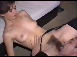 short haired lady in stockings, sexy
