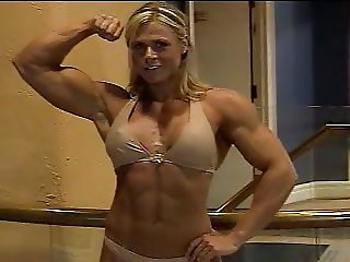 Christine Roth Female Bodybuilder 02