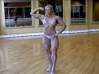 Christine Roth Female Bodybuilder