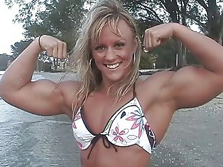 Cindy Phillips Female Bodybuilder