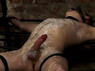 Twink movie of Draining A Boy Of His Load