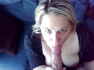 British wife facial