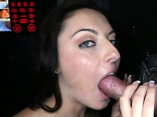 Exciting oral sex pleasures