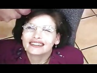Whores who like Facials (Short Compilation)
