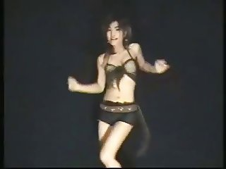 Sexy Thai girl Go Go dance 5