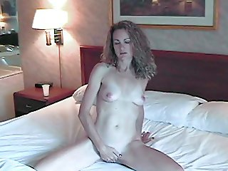 Real Cheating MILF''s First Time on Video