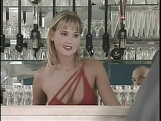 Nikki Montana Ass-Fucked On Bar