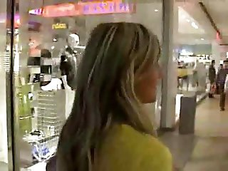 Hot wet girls in public action - part 4