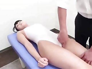 Japanese Pussy Massage Play