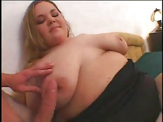 My Cute Fat BBW GF with shaven pussy loves fucking-2