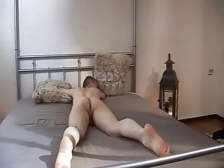 Guy fucked by a girl