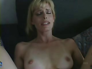 Blonde Milf first Experience with Black Cock
