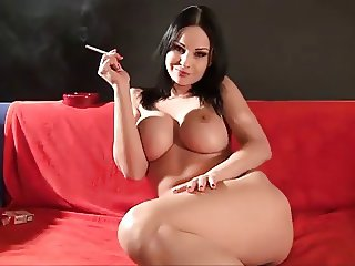 smoking and stripping