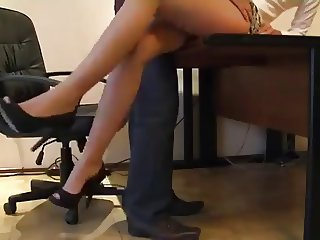 Sexy Hot Secretary Candid Camera