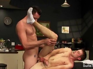 Young gays banging their sexy asses