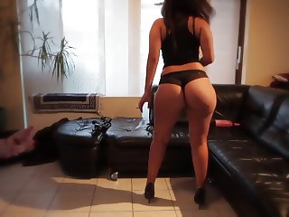 hot brazilian pawg dance