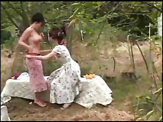 Beautiful woman and Hot young girl: by slave2pussy