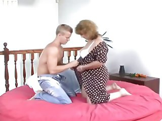 chubby granny amazing fucking neighbor