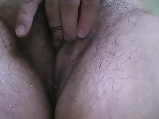Hairy mature 40 y.o.