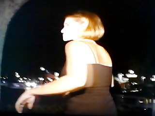 fucking AMAZING married woman gives show