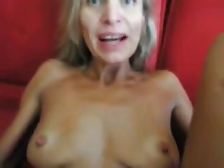 mature blonde luvs bbc in the ass