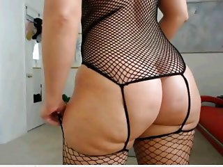 PAWG on cam
