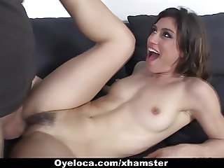 OyeLoca - Cock Hungry Latina Gets Fucked