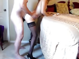 She Gets Fucked In Heels